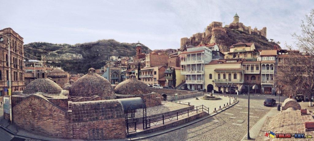 Tbilisi, Sulphir Bases