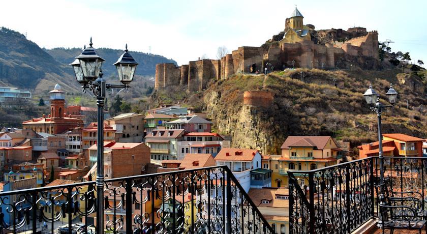 Tbilisi, Narikala Fortress, Georgia