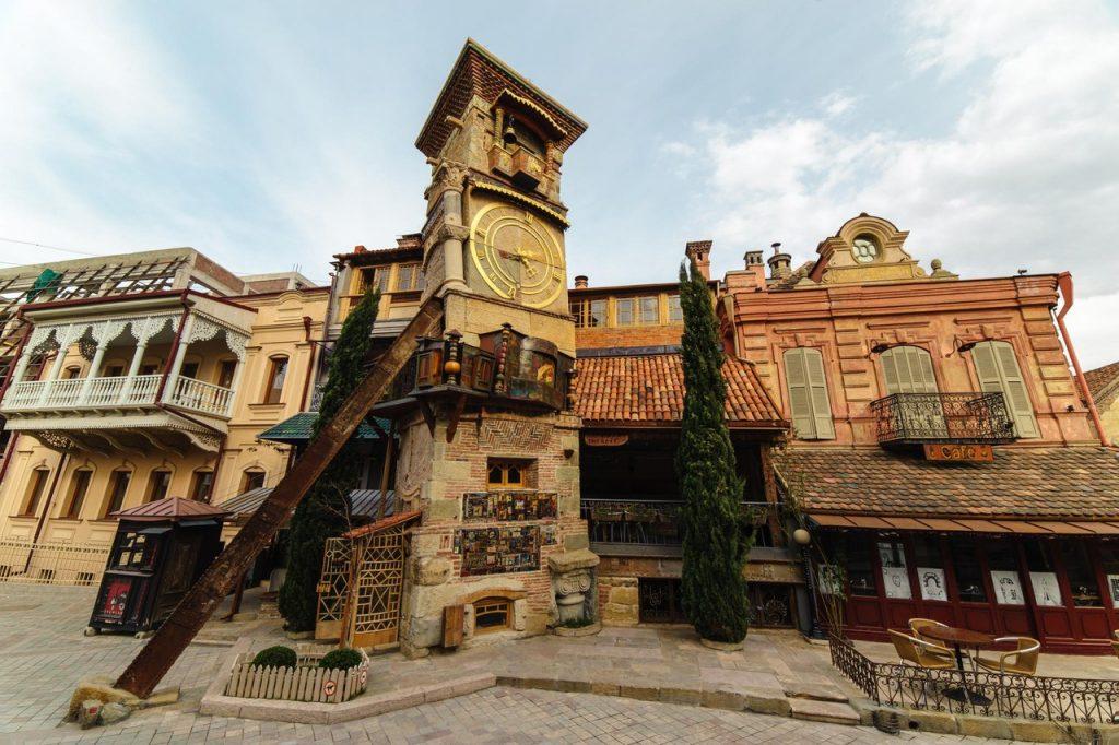 Gabriadze Theater, Tbilisi