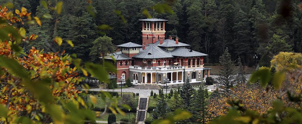 Likani Palace, Borjomi, Georgia