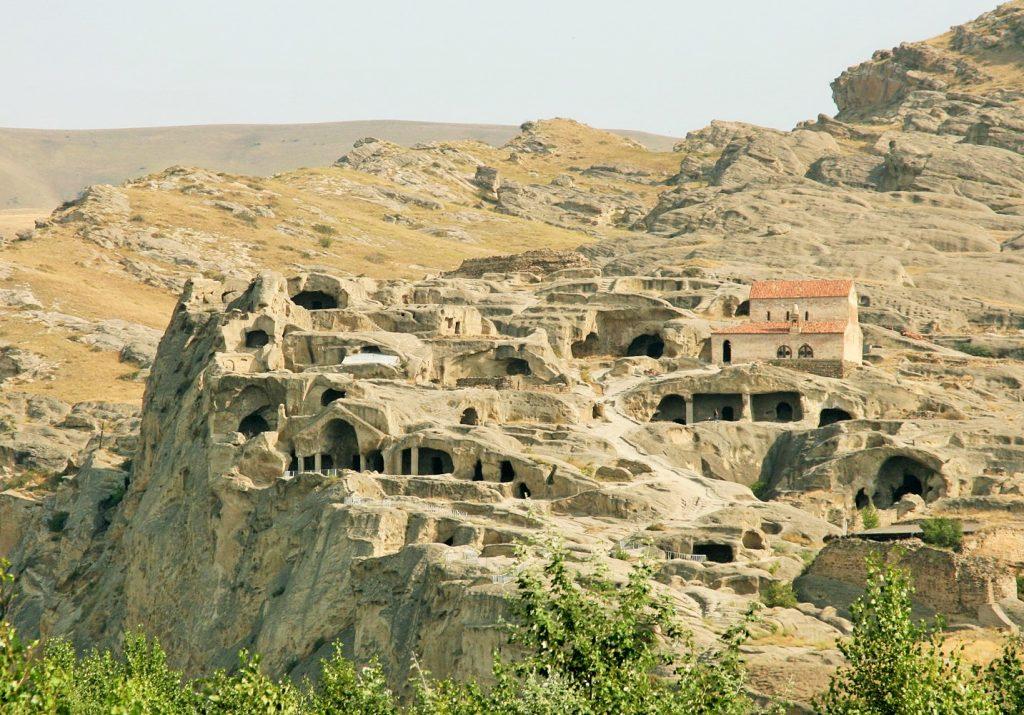 Uplistsikhe, Cave Town, Gori, Georgia