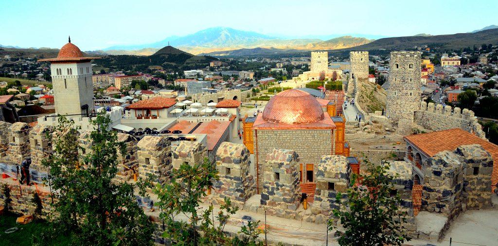 Rabath, Fortress, Akhaltsikhe, Georgia