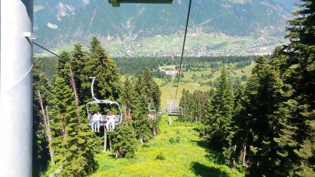 Hatsvali, Svaneti, Georgia